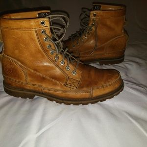 Timberland earthkeepers boots size 10